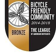 Bronze-level Bicycle Friendly Community image