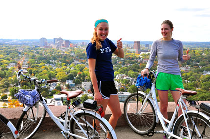 Bike the Elm City this Summer - Rent a Zagster Bike! | to.yale.edu